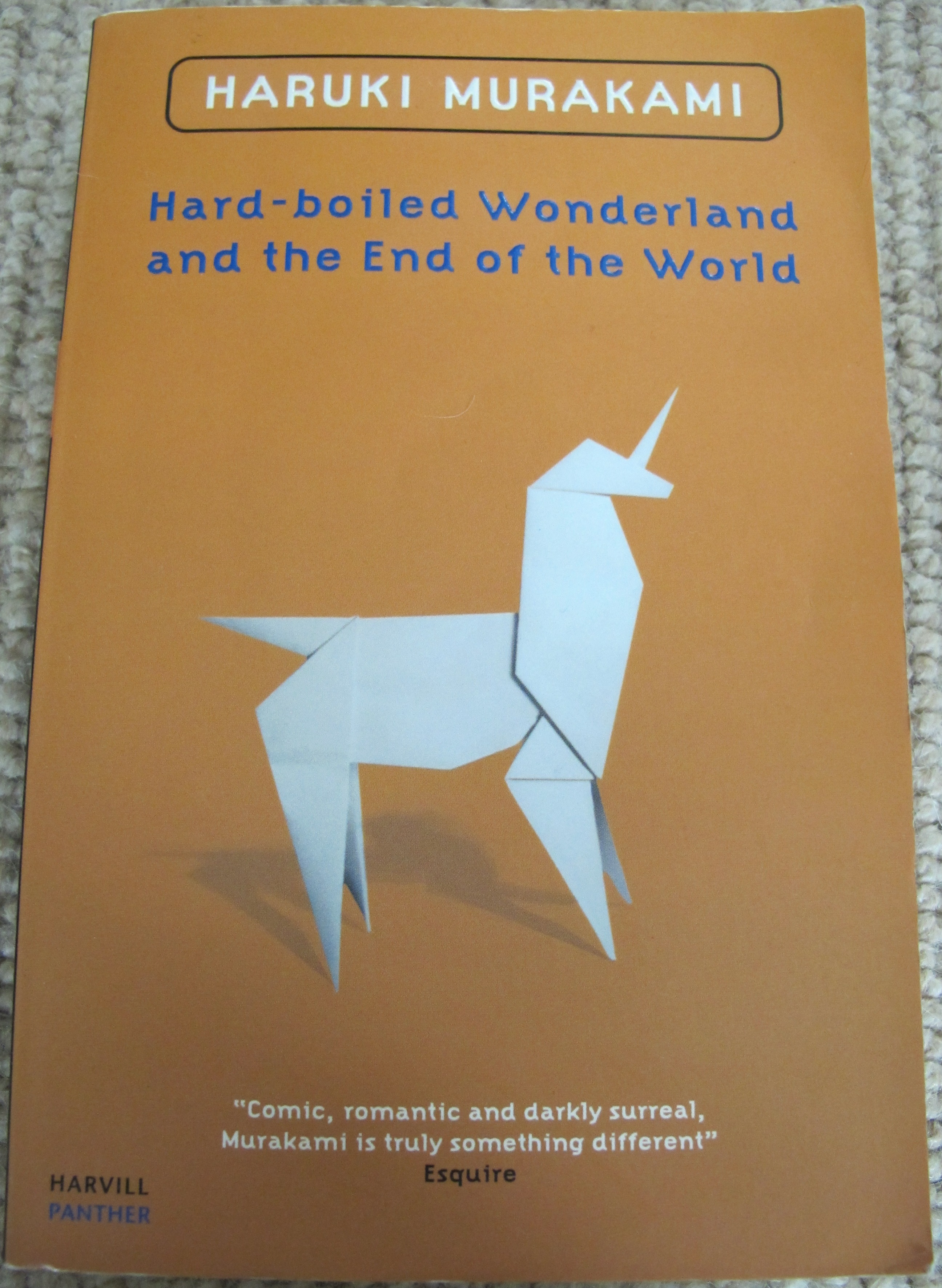 Hard-Boiled Wonderland and the End of the World Summary & Study Guide
