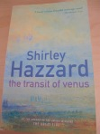 shirley hazzard - the transit of venus 30-4-13