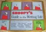 Snoopy the writing life - cover 12-6-13