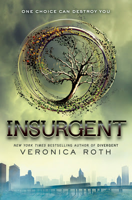 Insurgent by Veronica Roth 12-2-14