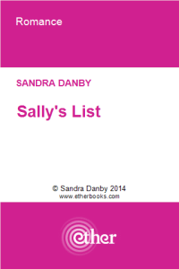 Sally's List - Ether front cover 14-4-14