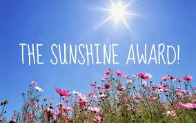sunshine award - logo 14-4-14