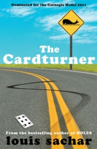 the cardturner by louis sachar 6-5-14