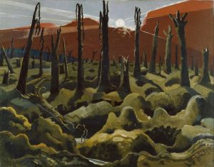 Paul Nash - We are Making a New World 19-6-14