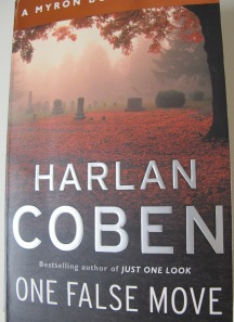 One False Move by Harlan Coben 3-6-14