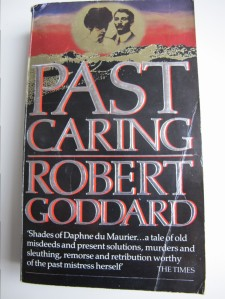past caring by robert goddard 10-7-14